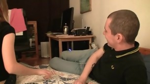 Nasty stud gets undressed relating to fuck hot pretty hotty